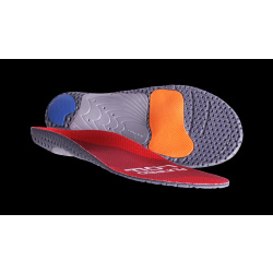 Currex Laufsohle Runpro LOW rot