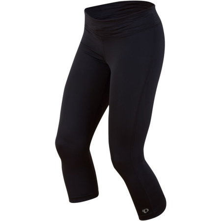 Pearl iZumi Flash 3/4 Tight Laufhose Damen schwarz 12211406