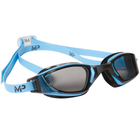 Aqua Sphere XCeed Schwimmbrille Micheal Phelps Edition blaues Glas